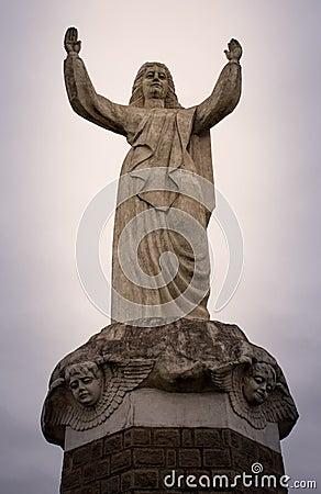 Free Our Lady Of Glory - Laguna, Santa Catarina - Brazil Royalty Free Stock Photo - 63107625