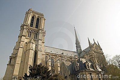 Our Lady of Paris, Notre-Dame de Paris