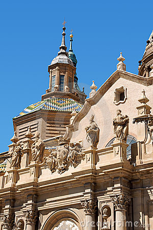 Our Lady of the Pillar in Zaragoza