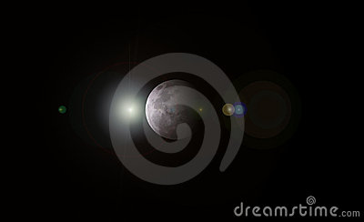 Our Lovely MOON