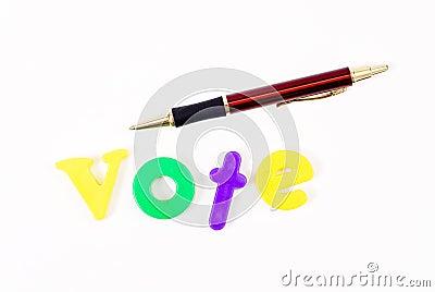 Our Vote