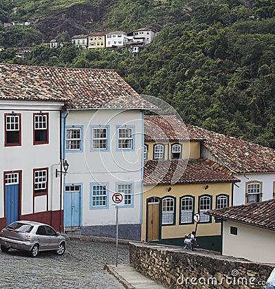 Ouro Preto Streets