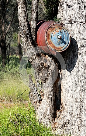 Outback Letterbox
