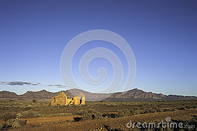 Outback Ruins