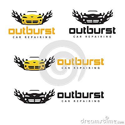Outburst Car repairing
