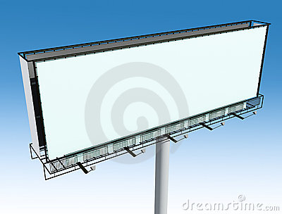 Outdoor Billboard Stock Photos - Image: 11460413