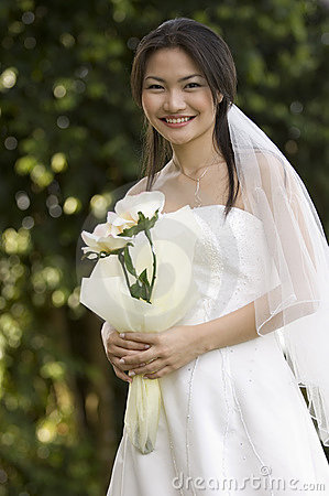 Outdoor Bride 2