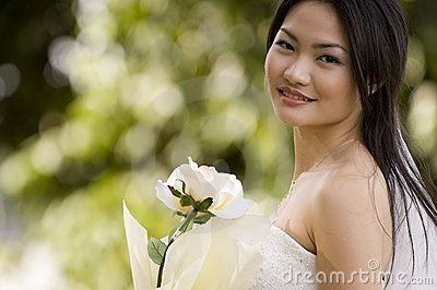 Outdoor Bride 4