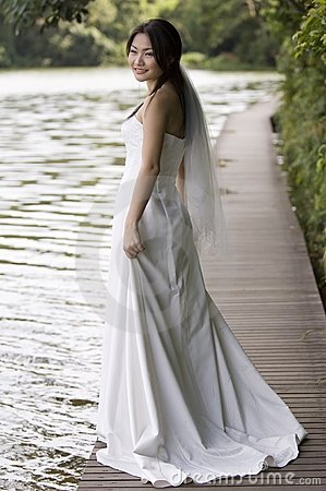 Outdoor Bride 5