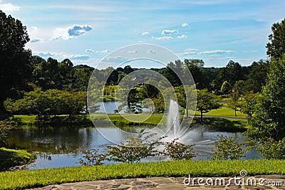Outdoor Meadowlark Botanical Gardens