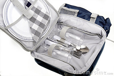 Outdoor picnic bag
