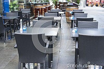 Outdoor Restaurant and Bistro