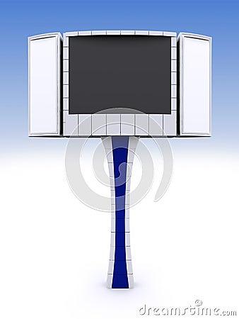 Outdoor TV Board