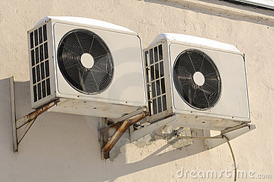 Outdoor Units of Air Conditioner
