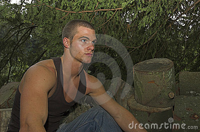 Outdoors guy