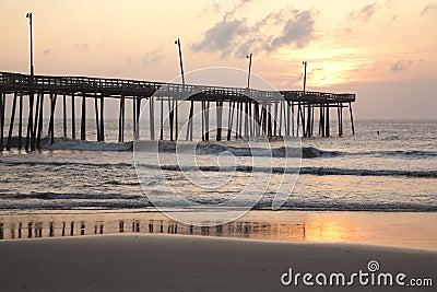 Outer Banks Ocean Pier
