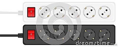 Outlet electrical socket
