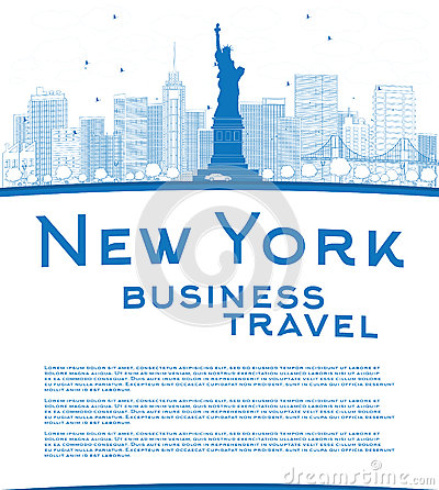 travel story business trip york city