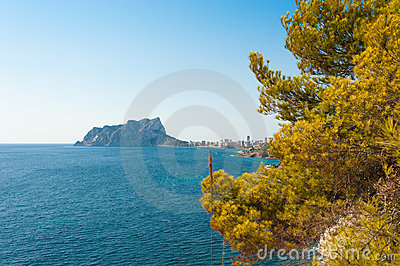 Outlook on Calpe