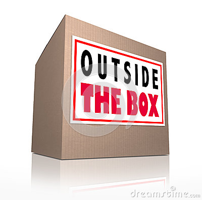 Outside the Box Innovative Thinking