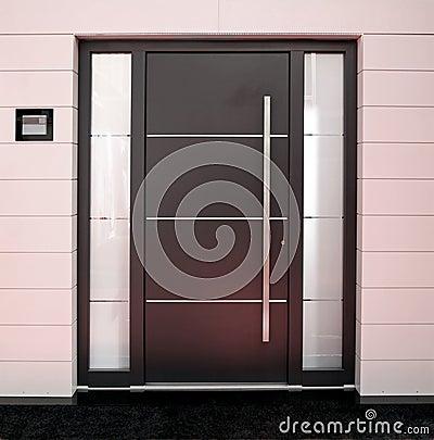 Outside door