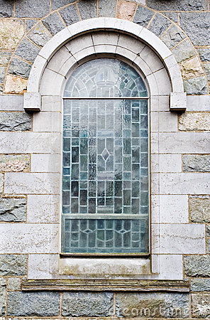 Free Outside View Of Church Window Royalty Free Stock Photo - 3261895