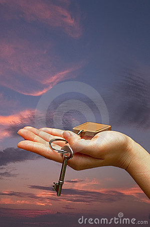 Free Outstretched Palm Royalty Free Stock Photos - 2436758