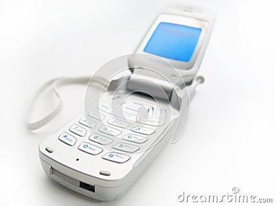 Ouvrez le téléphone portable
