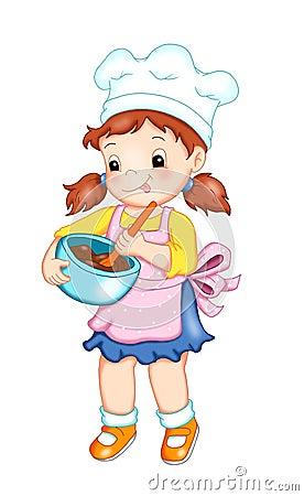 Ouvriers 6, le cuisinier