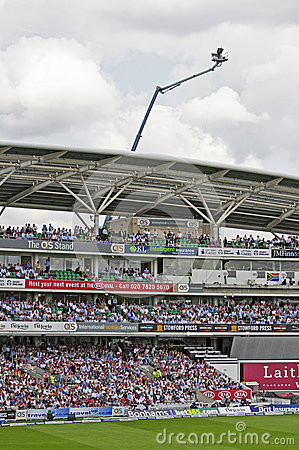 The Oval Cricket Ground Editorial Stock Photo