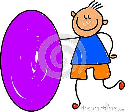 Oval kid