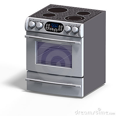 Free Oven Royalty Free Stock Images - 9296279