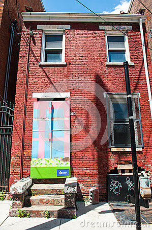 Over-the-Rhine Editorial Stock Image