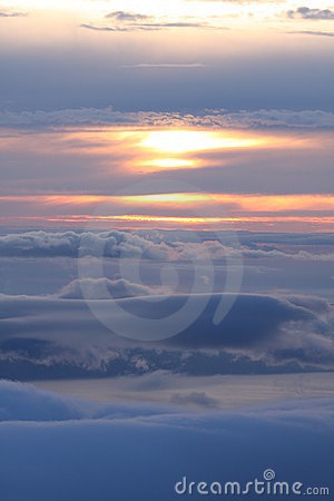Free Over The Clouds Stock Photography - 19852052