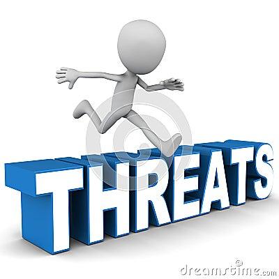 Overcome threats