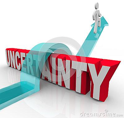 Overcoming Uncertainty Plan Ahead to Avoid Anxiety