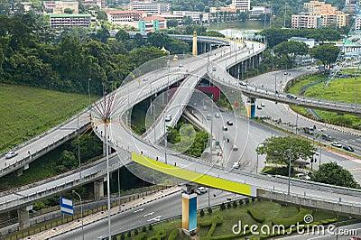 Overhead bridges