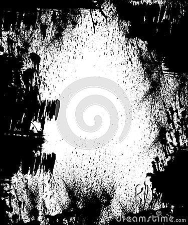 Overlay Frame Grunge