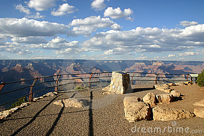 Overlook-Grand Canyon South Rim