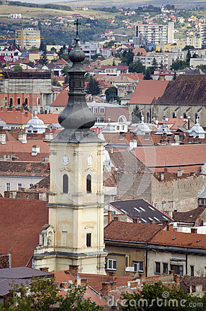 Overview of Cluj Napoca