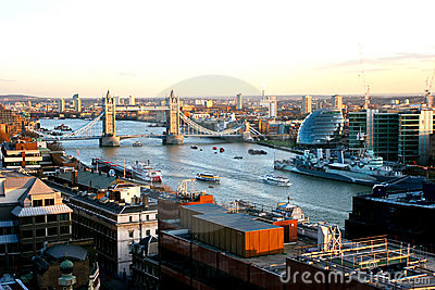Overview of River Thames
