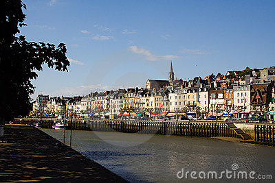 Overview of Trouville