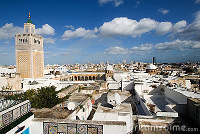 Overview of Tunis