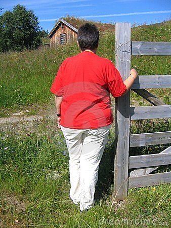 Free Overweight Woman Stock Photography - 1007542