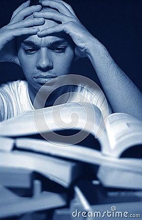 Overwhelmed by Homework