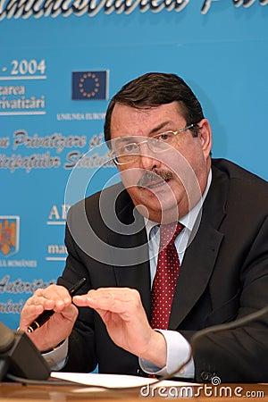 Ovidiu Musatescu Editorial Photo