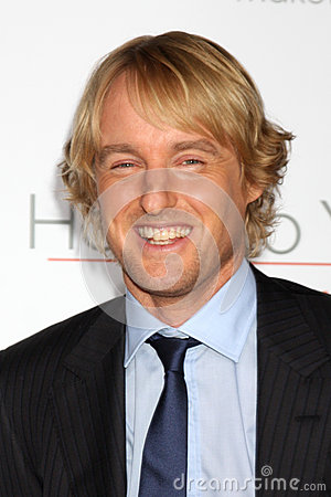Owen Wilson Editorial Photo