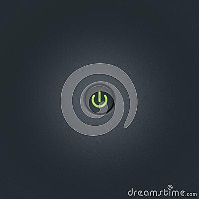 Ower button