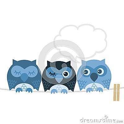 Free Owl Stock Photography - 10943292