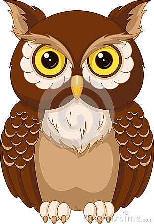 Free Owl Royalty Free Stock Images - 56402349